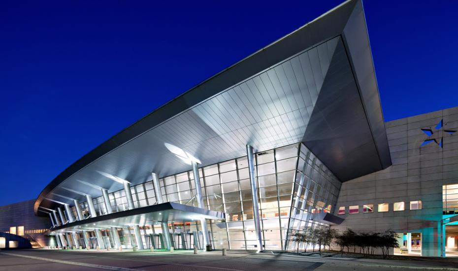 Kay Bailey Hutchison Convention Center Dallas